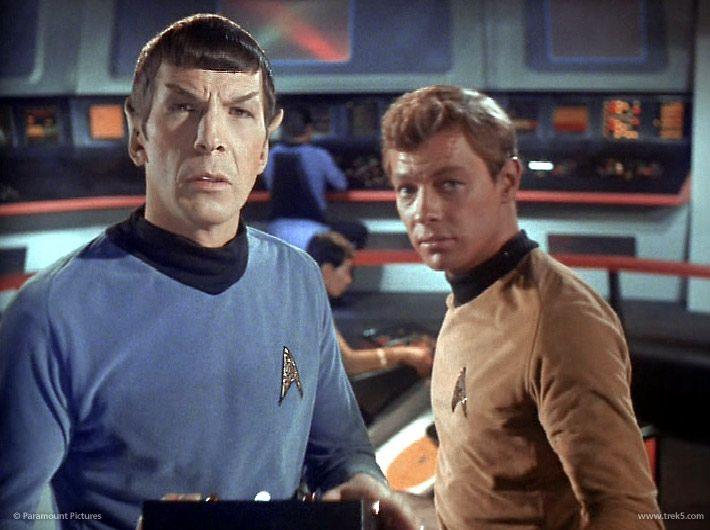 Star Trek # 03 The Corbomite Maneuver